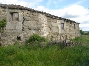 Casa dos ROXO, em Pensalvos.